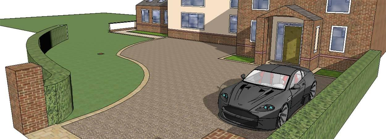 3d Design Drive