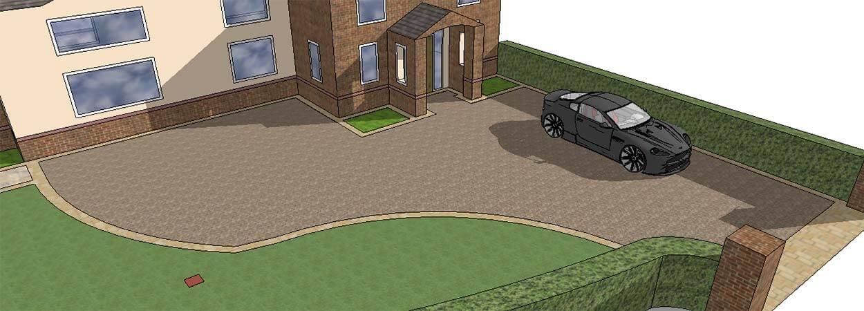 3d Design Driveway