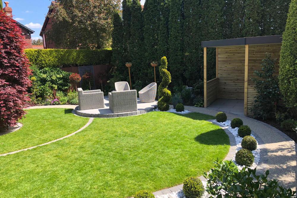 Garden Landscape 4